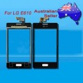 LG Optimus L5 E610 touch screen with frame [Black]